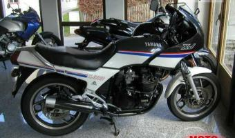 1990 Yamaha SRX 6 (reduced effect)