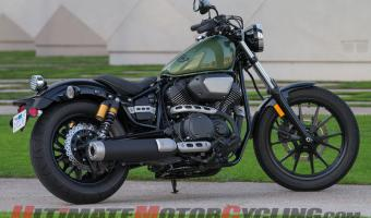 2014 Yamaha Star Bolt R-Spec #1