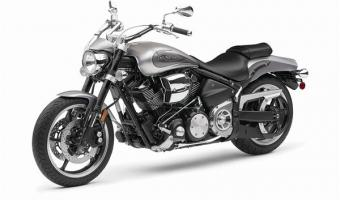 2012 Yamaha Star Warrior