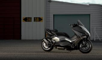 2014 Yamaha TMAX Hypermodified