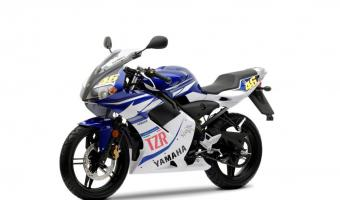 2008 Yamaha TZR 50 Race Replica #1