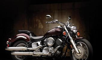 2007 Yamaha V Star 1100 Custom