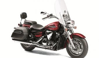 2011 Yamaha V Star 1300 Tourer #1