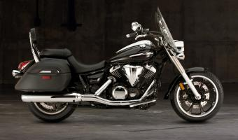 2010 Yamaha V Star 950 Tourer #1