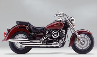 2008 Yamaha V Star Custom