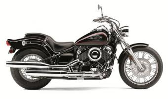 2011 Yamaha V Star Custom #1