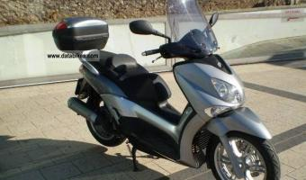 2009 Yamaha X-City 125