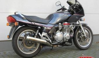 1992 Yamaha XJ 600 S Diversion (reduced effect)