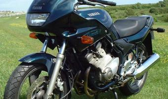 1996 Yamaha XJ 600 S Diversion