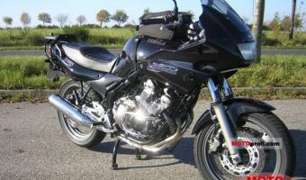 1998 Yamaha XJ 600 S Diversion