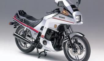 1982 Yamaha XJ 650 Turbo #1