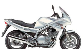 2002 Yamaha XJ 900 S Diversion