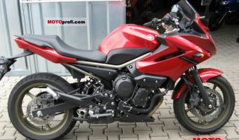 2009 Yamaha XJ6 Diversion #1