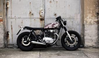 Yamaha XS 650 US. Custom