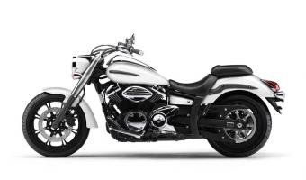 2011 Yamaha XVS950A Midnight Star