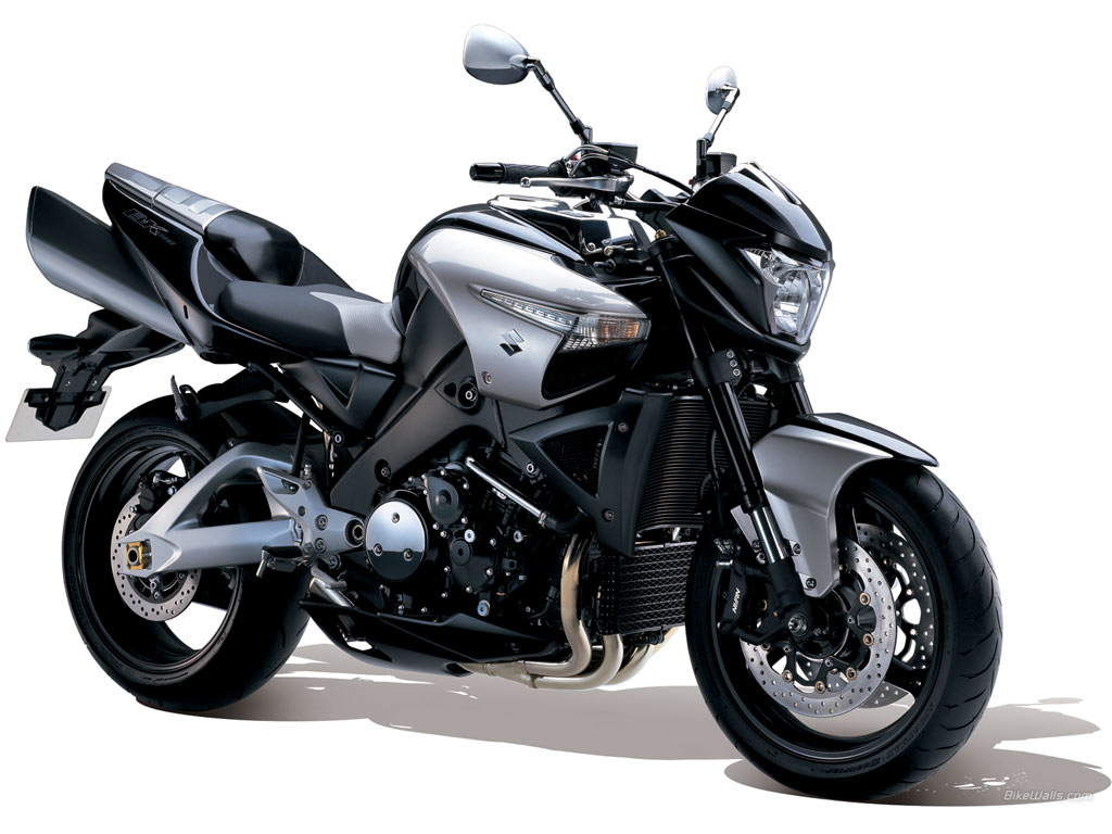 Suzuki B-King ABS #5