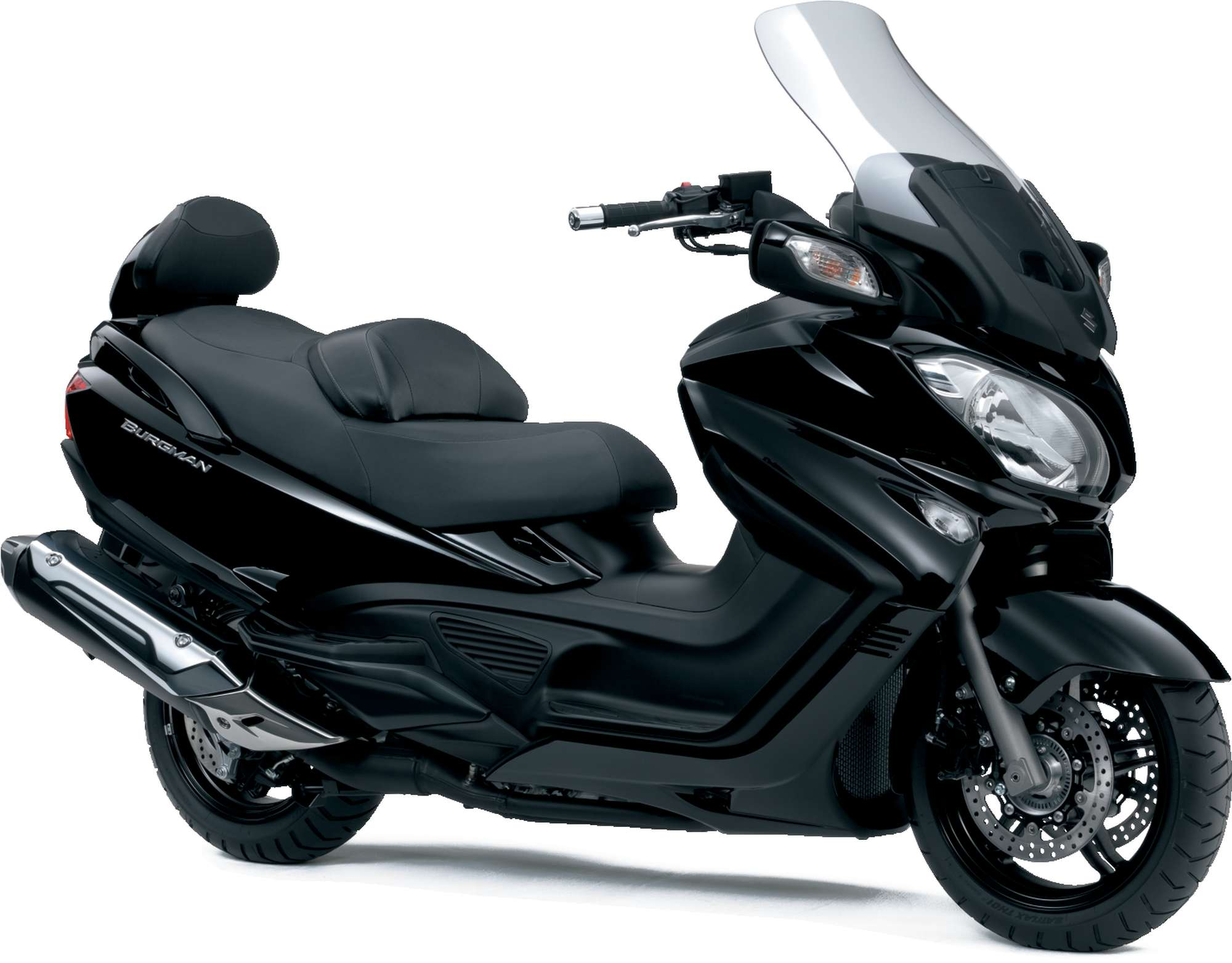 2010 Suzuki Burgman 650 ABS Executive #1