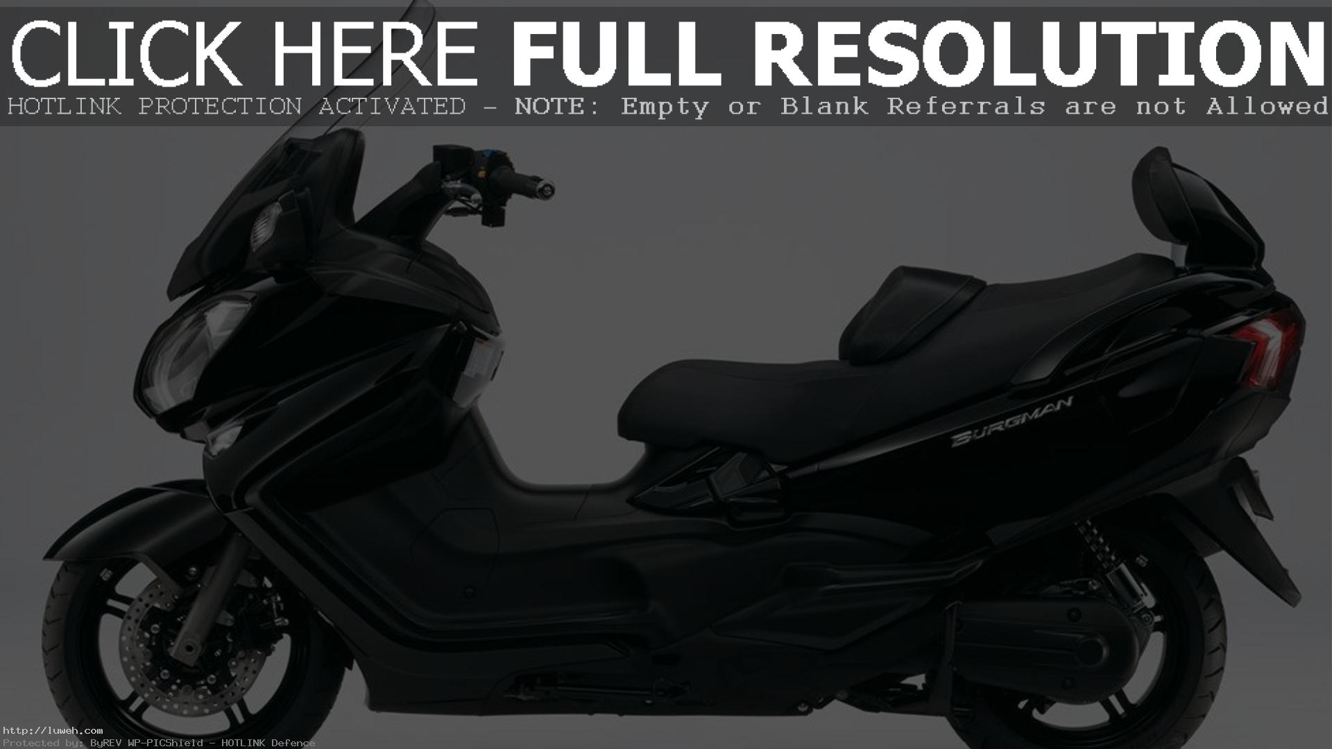 2013 Suzuki Burgman 650 ABS Executive #1