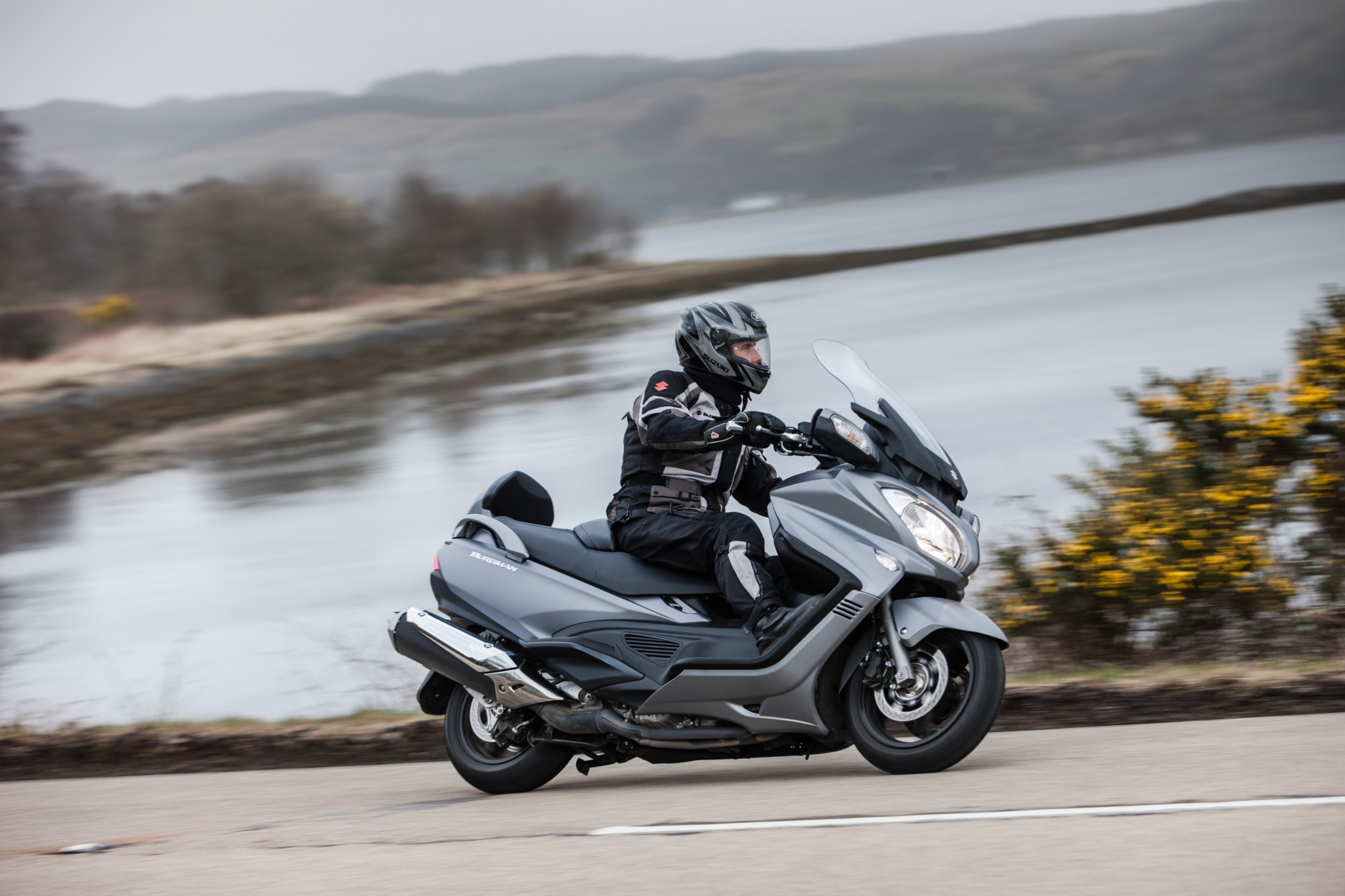 2013 Suzuki Burgman 650 ABS Executive #7