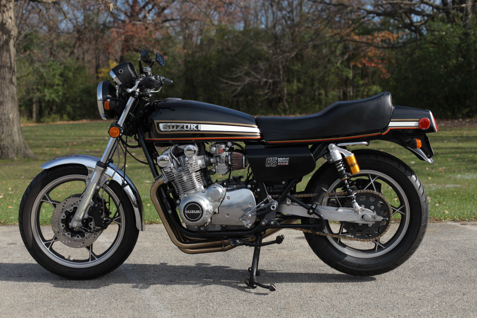 Suzuki GS 1000 E Photos, Informations, Articles - Bikes