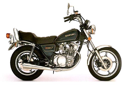 1980 Suzuki GS 550 L Photos, Informations, Articles - Bikes