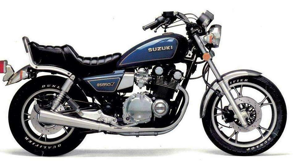 Suzuki GS 850 L Photos, Informations, Articles - Bikes