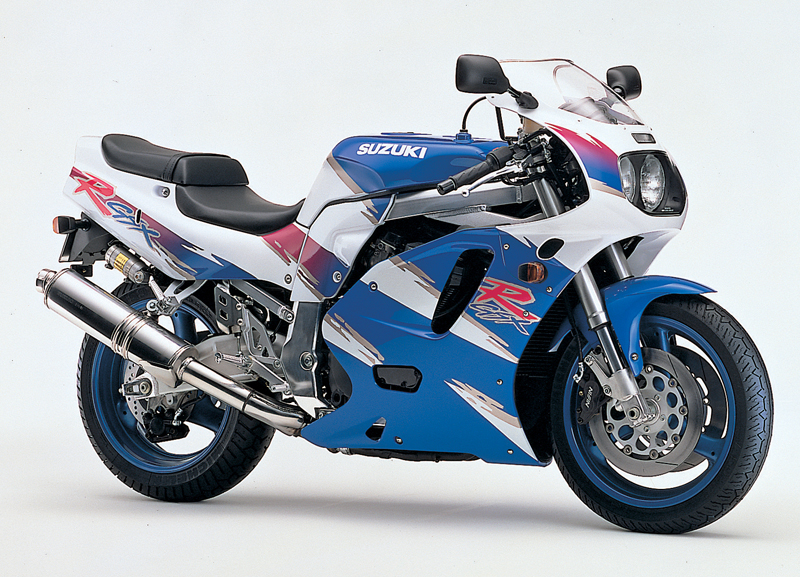 1988 Suzuki GSX-R 750 (reduced effect) #3