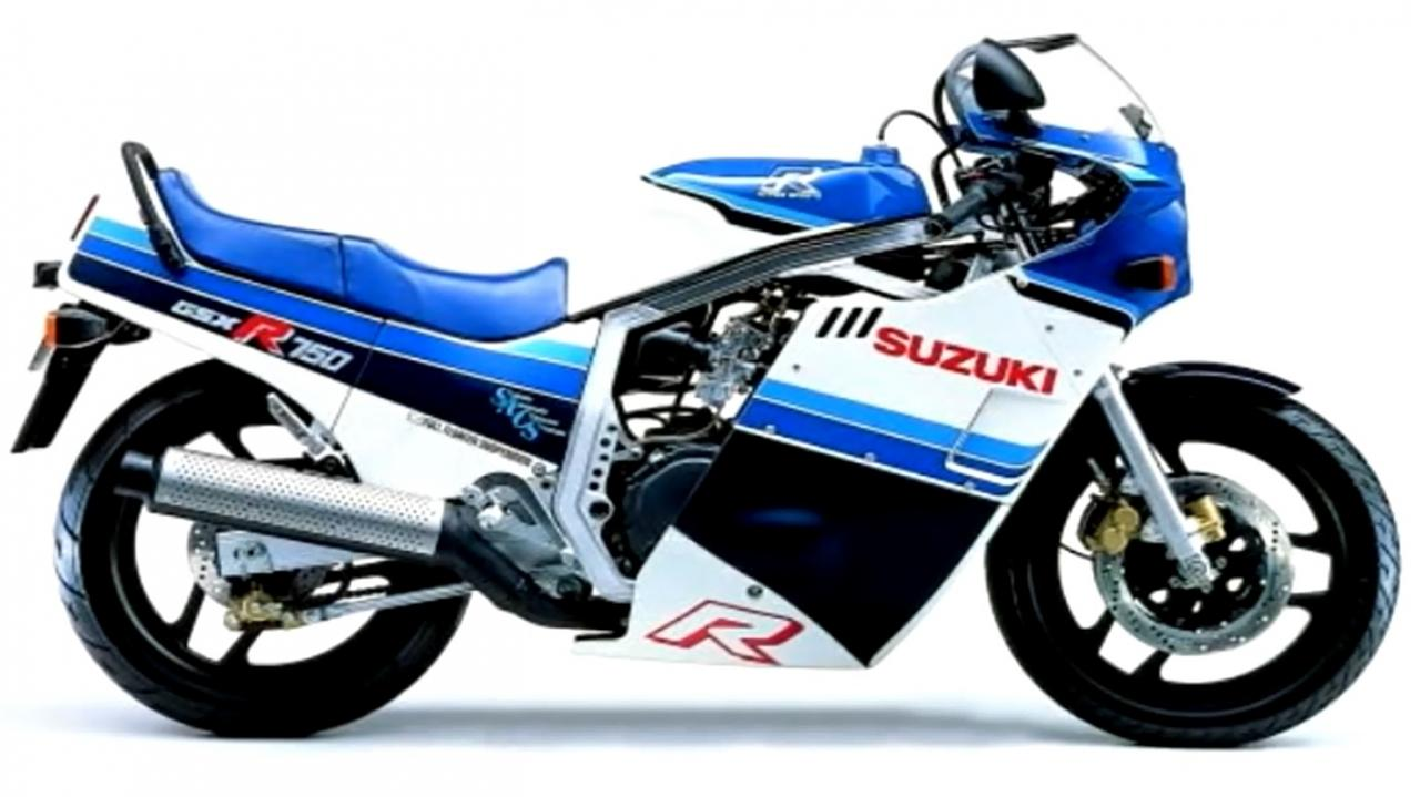 1989 Suzuki GSX-R 750 (reduced effect) #5