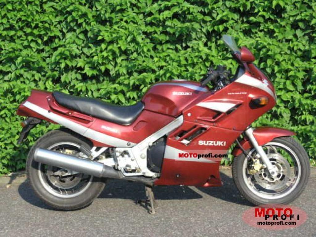 1989 Suzuki GSX-R 750 (reduced effect) #4