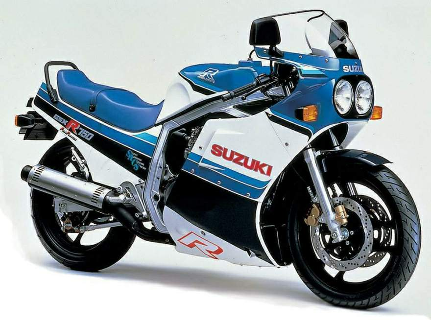 Suzuki GSX-R 750 Special Edition (reduced effect) #6
