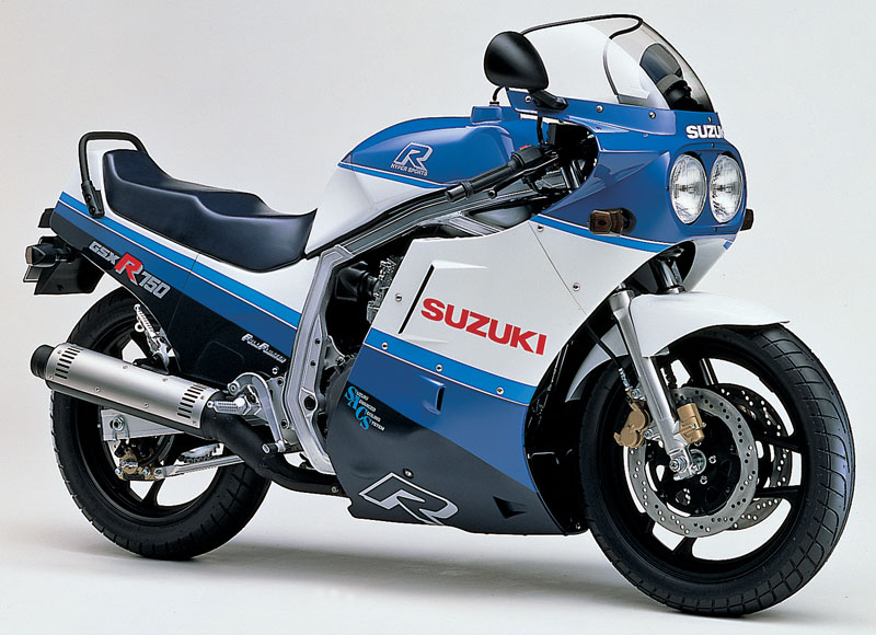1992 Suzuki GSX-R 750 W (reduced effect) #5
