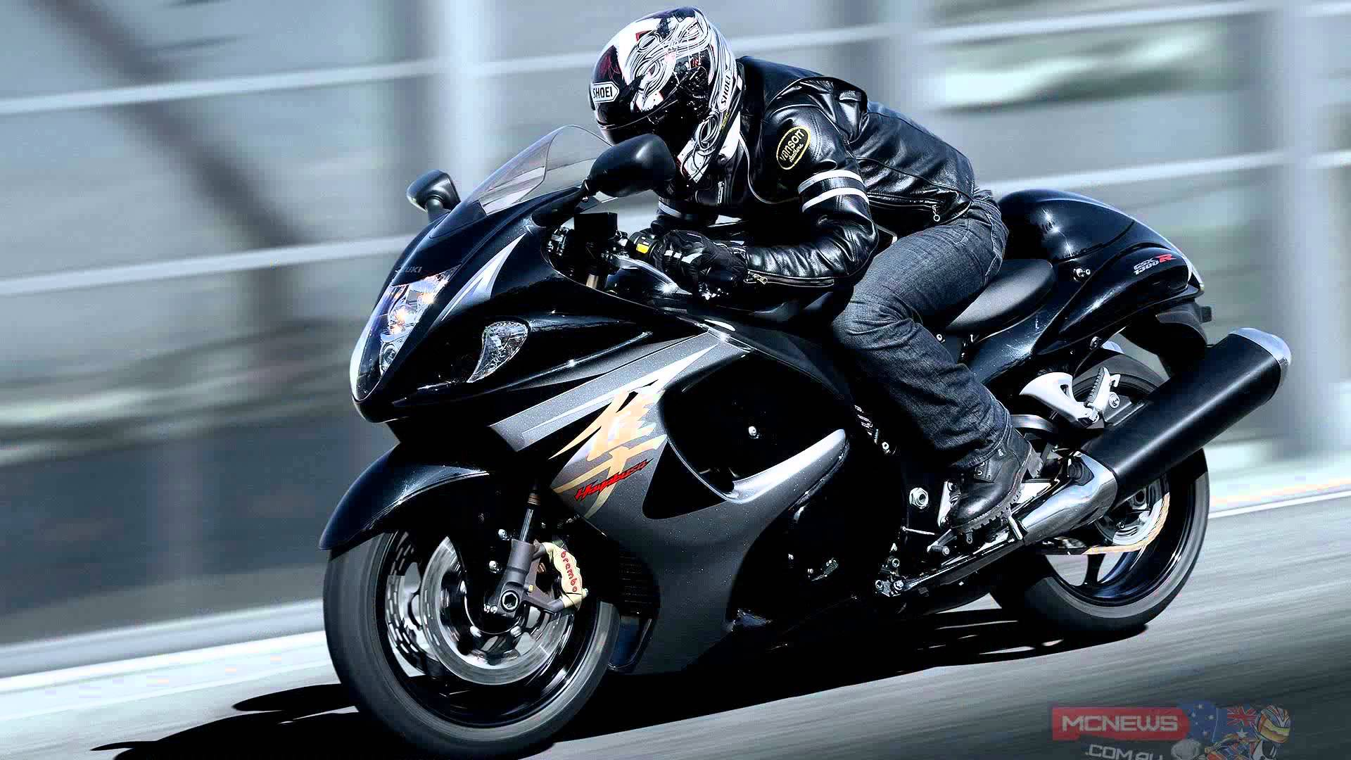 2014 Suzuki Hayabusa Photos, Informations, Articles - Bikes