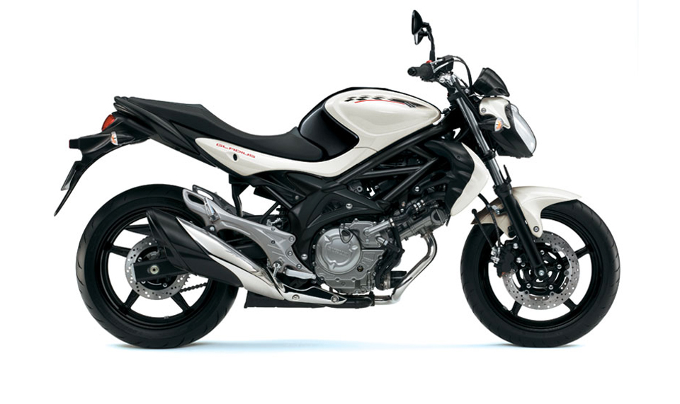 Suzuki SFV650 ABS Sports Tourer #2