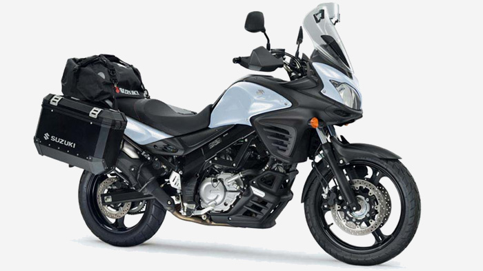 Suzuki V-Strom 650 ABS Grand Tourer #2