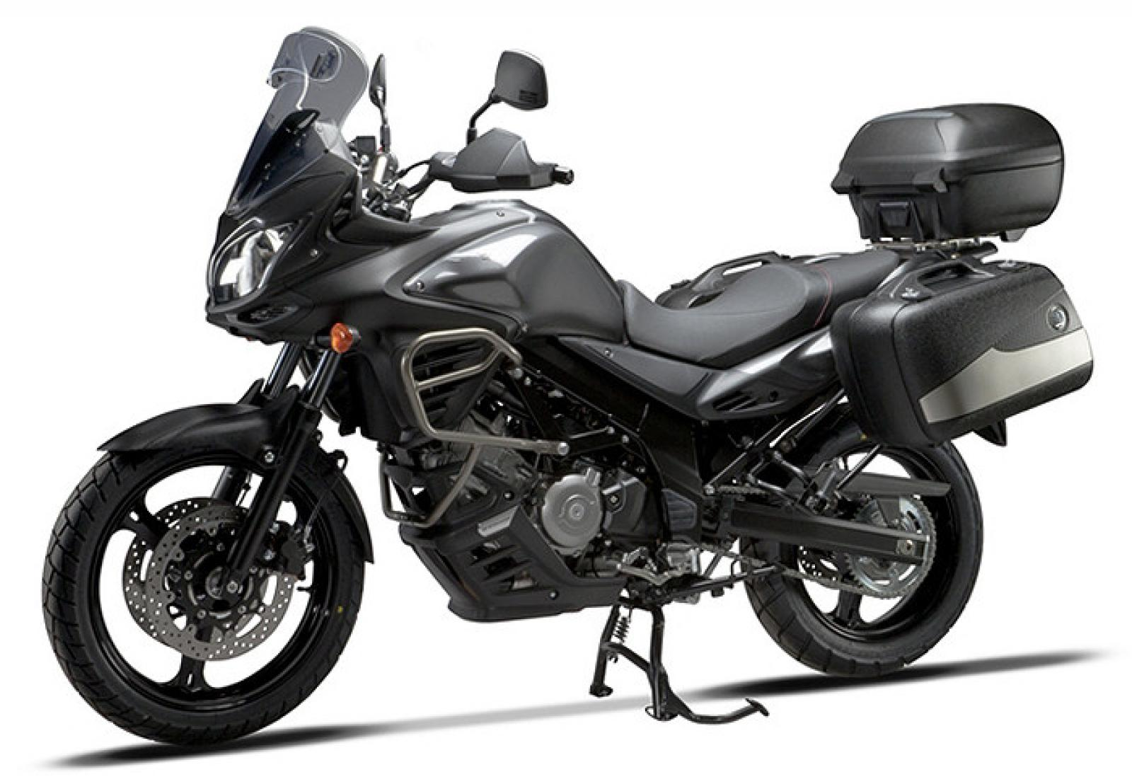 Suzuki V-Strom 650 ABS Grand Tourer #1