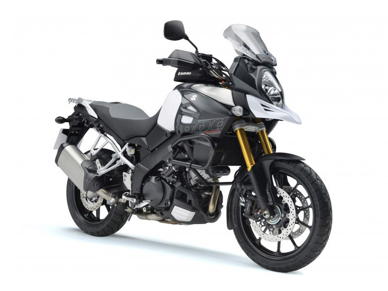 Suzuki V-Strom 650 ABS Grand Tourer #5