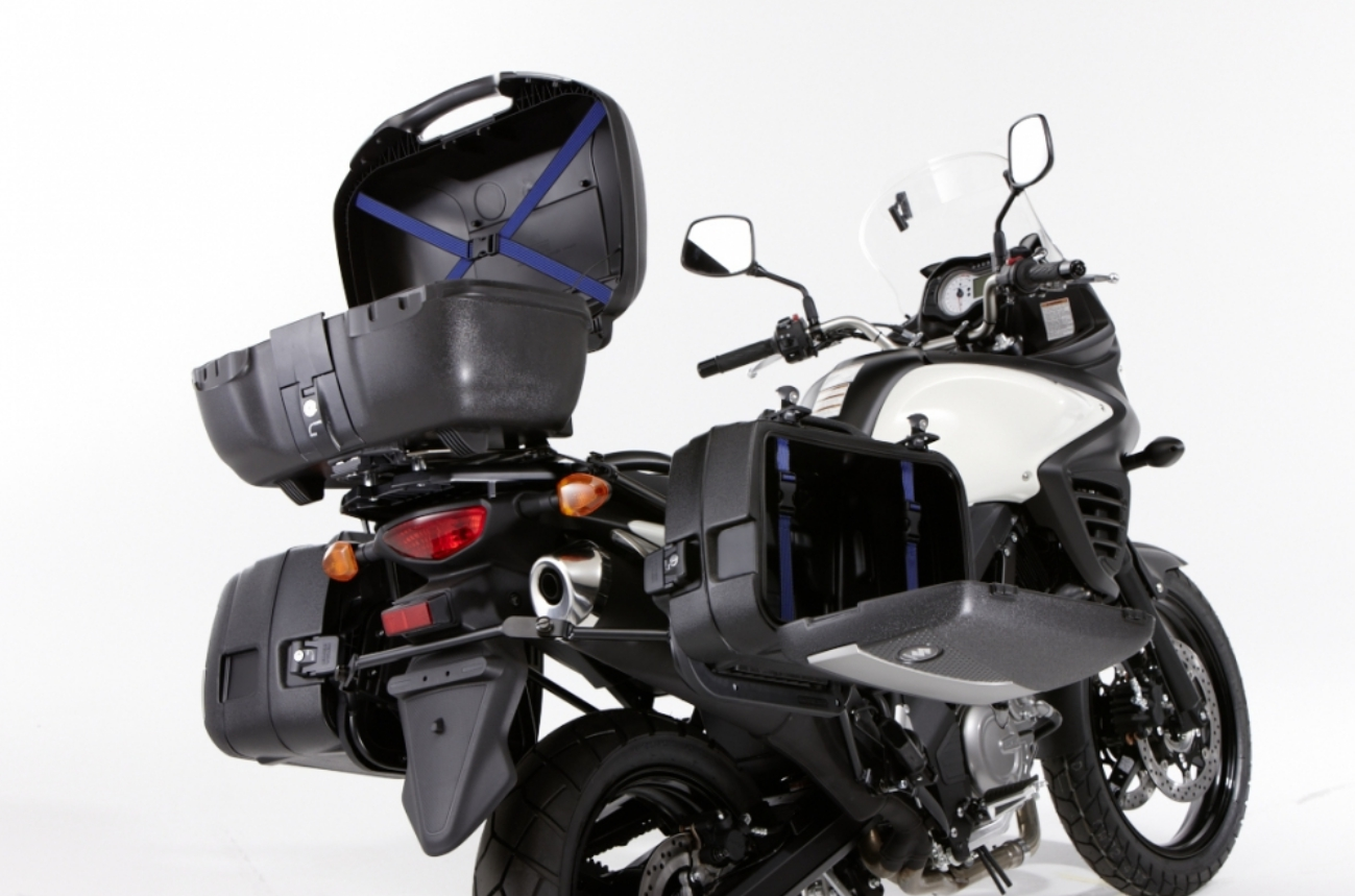 Suzuki V-Strom 650 ABS Grand Tourer #4