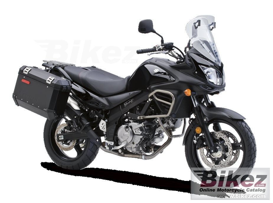 Suzuki V-Strom 650 ABS Grand Tourer #7