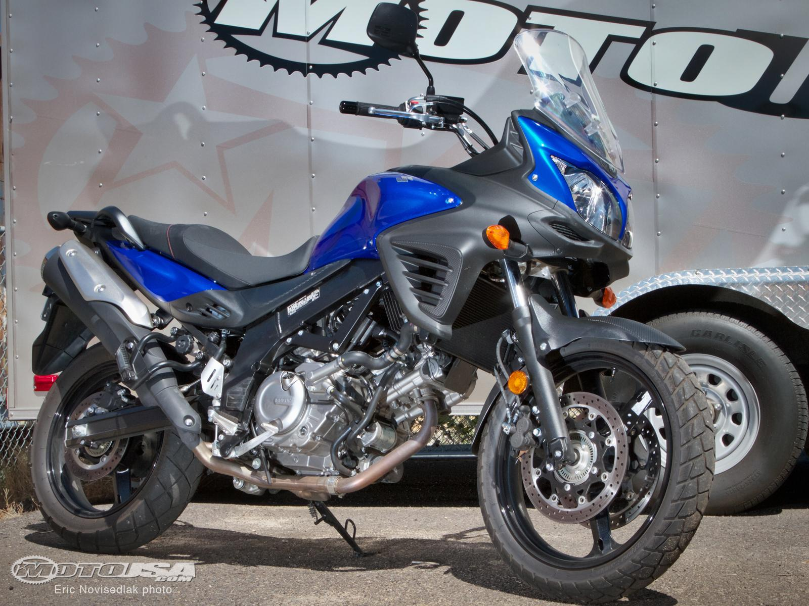 Suzuki V-Strom 650 ABS Grand Tourer #8