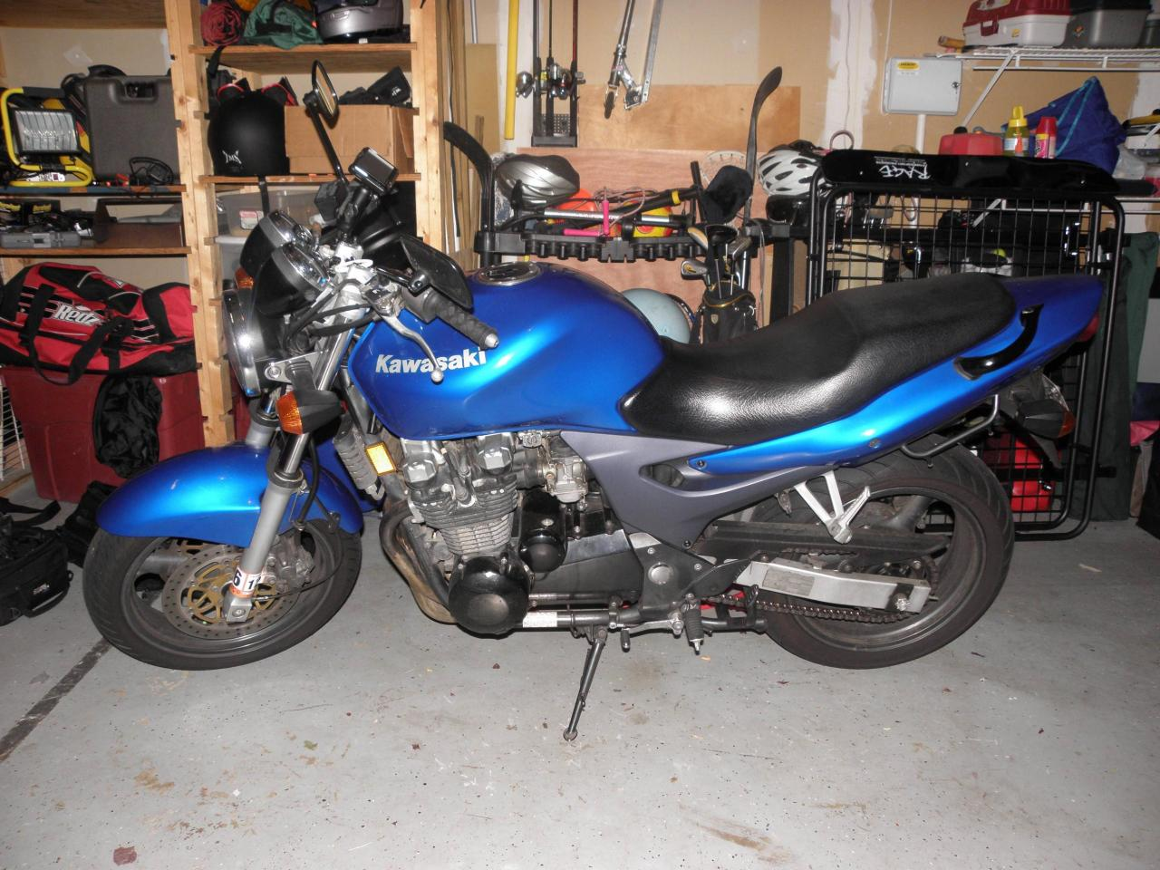 Suzuki VX 800 (reduced effect) #2