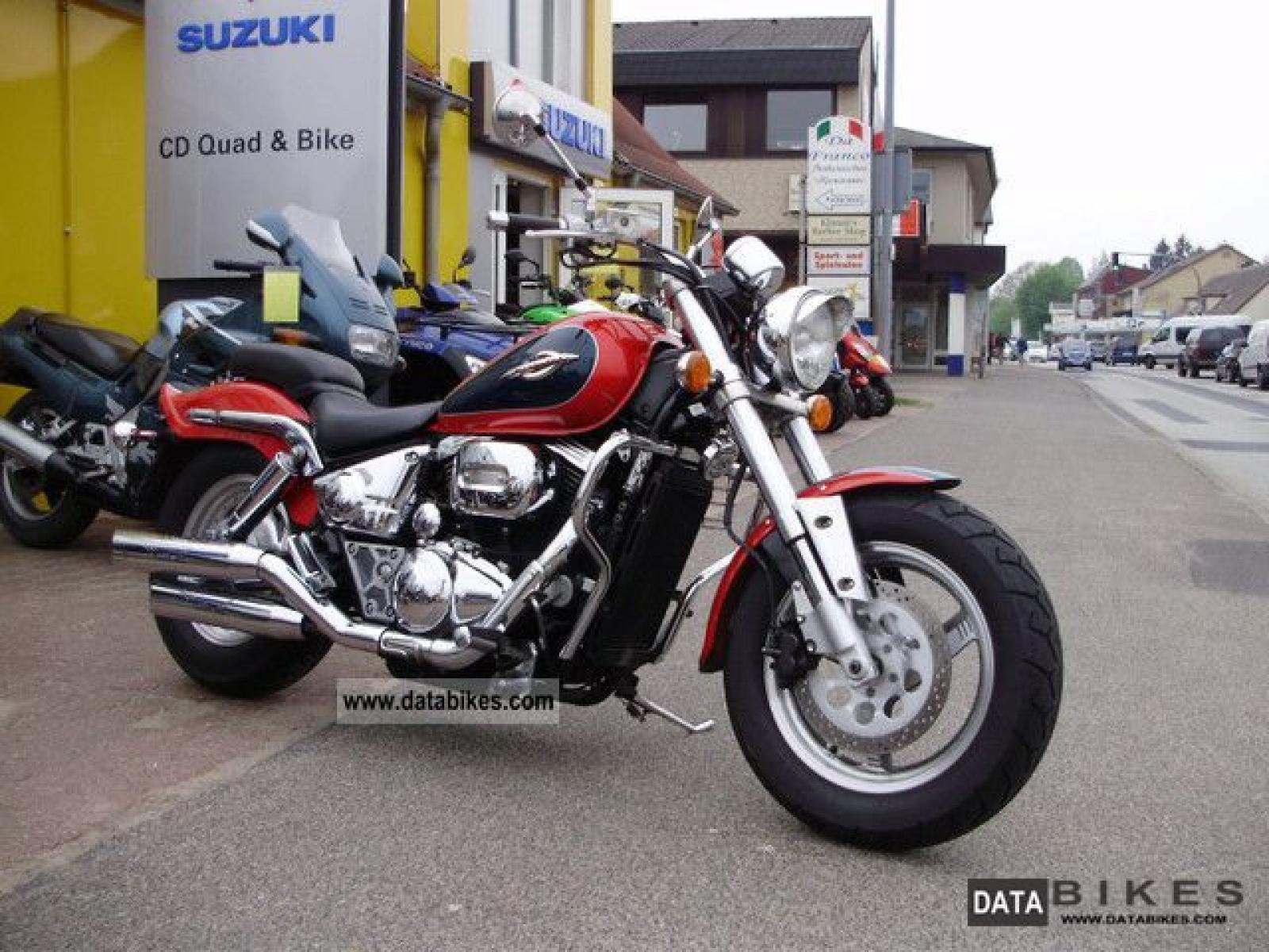 1997 Suzuki VX 800 Photos, Informations, Articles - Bikes BestCarMag com