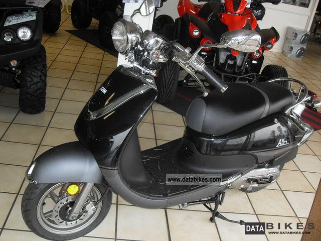 2011 Sym Allo 125 Photos, Informations, Articles - Bikes