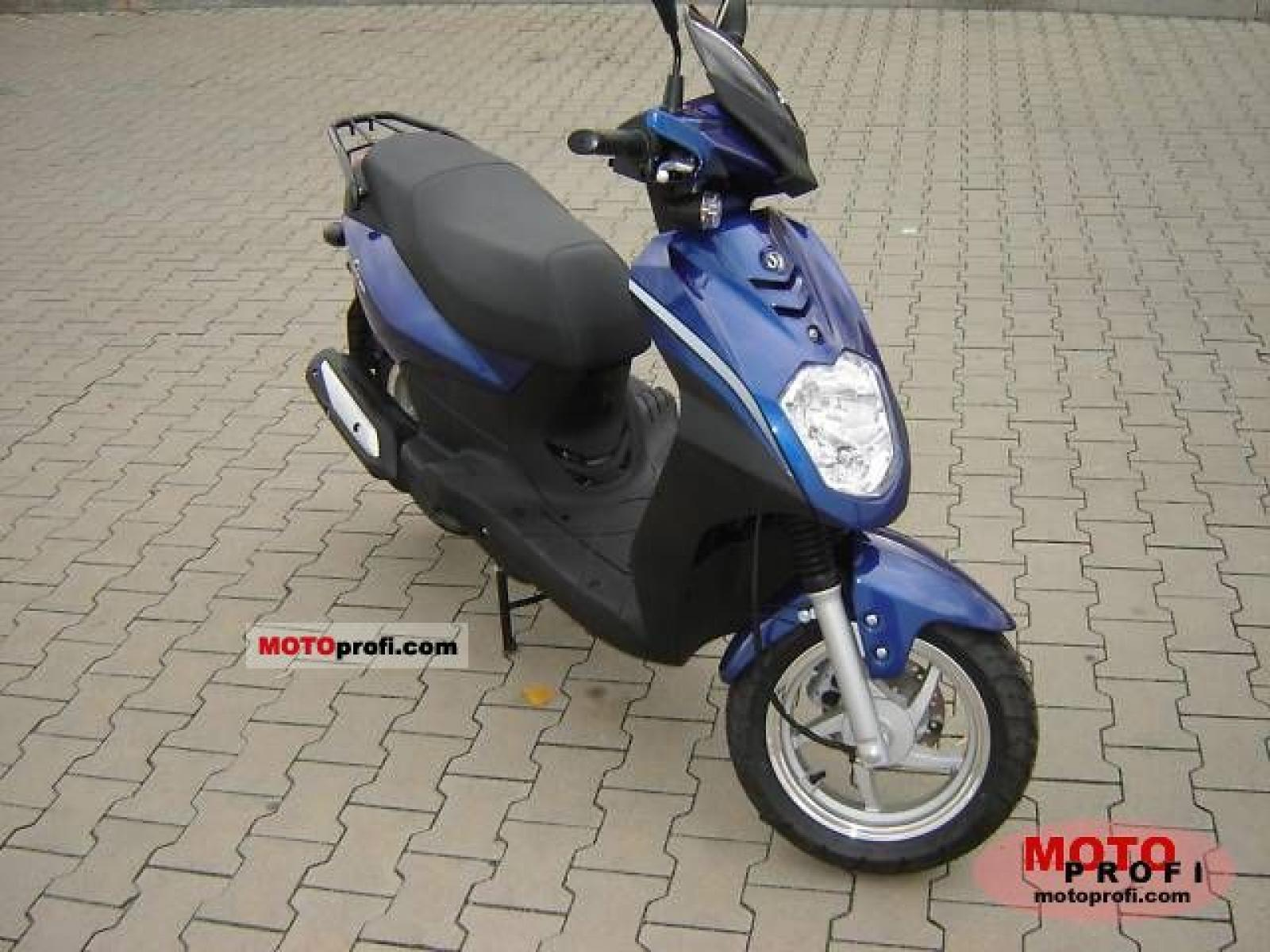 2008 Sym Orbit 125 #2