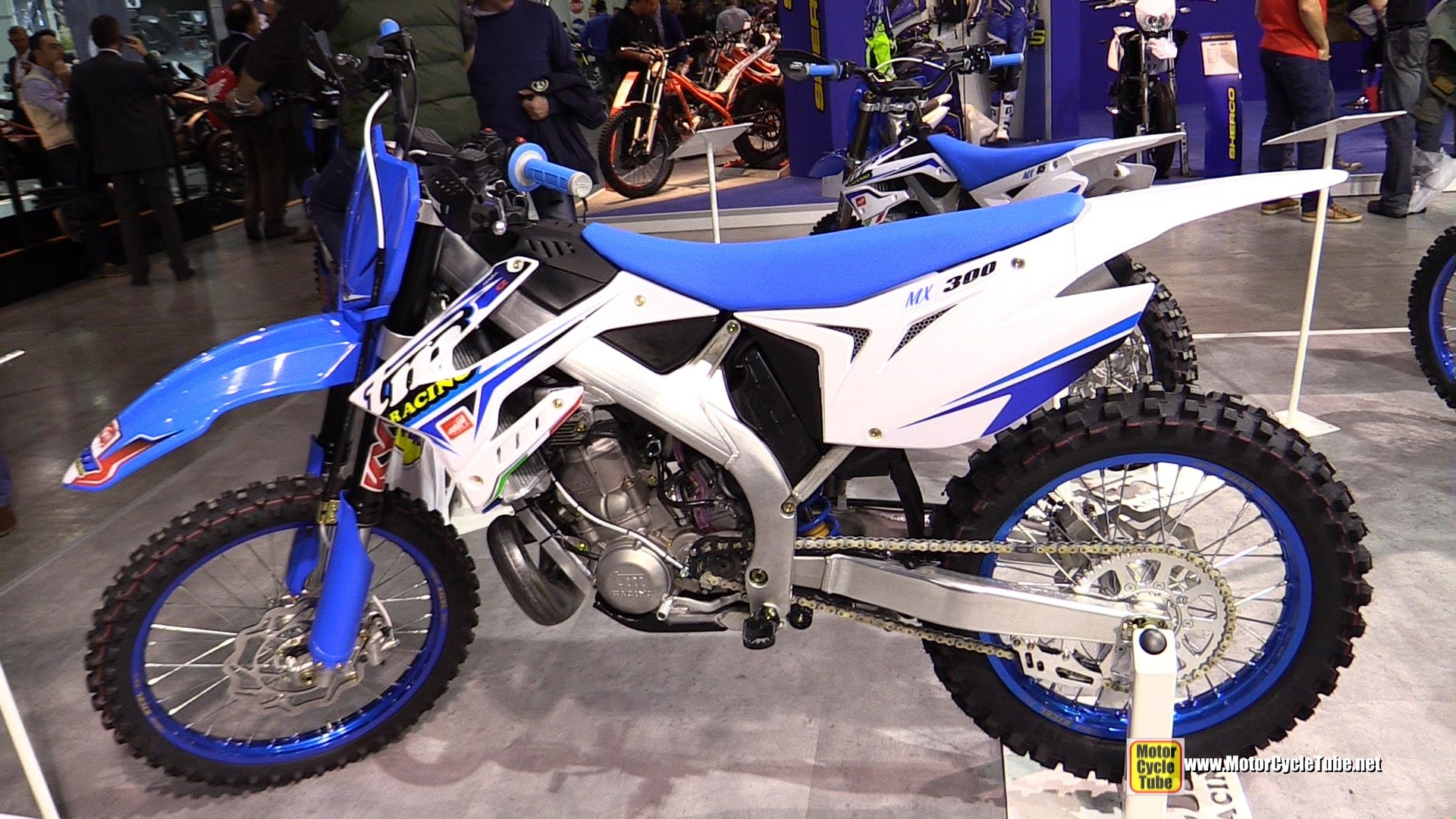 TM Racing MX 250 #6