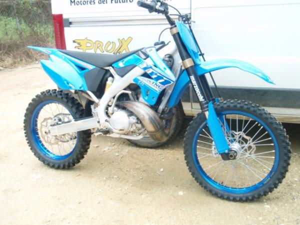 TM Racing MX 250 #3