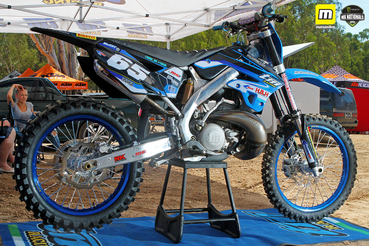 TM Racing MX 250 #2