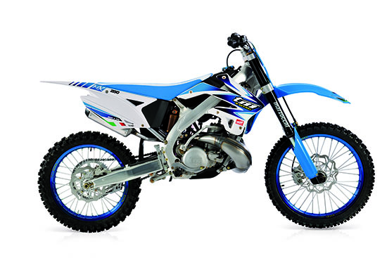 TM Racing MX 250 #1
