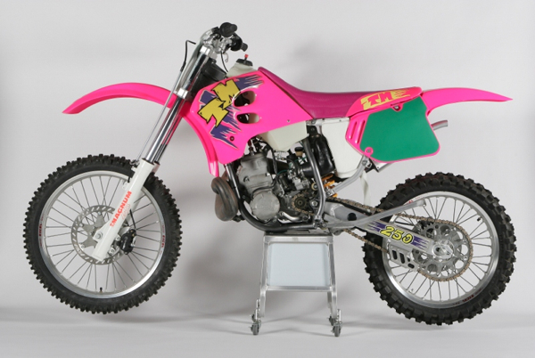 TM Racing MX 250 #7