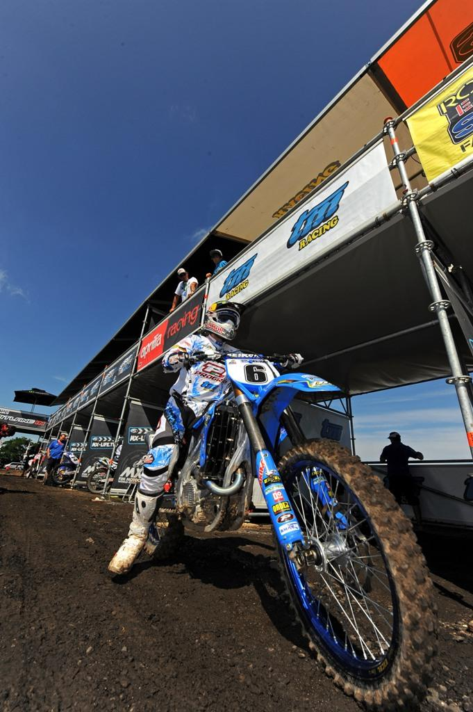 TM Racing MX 450 F Cross #1