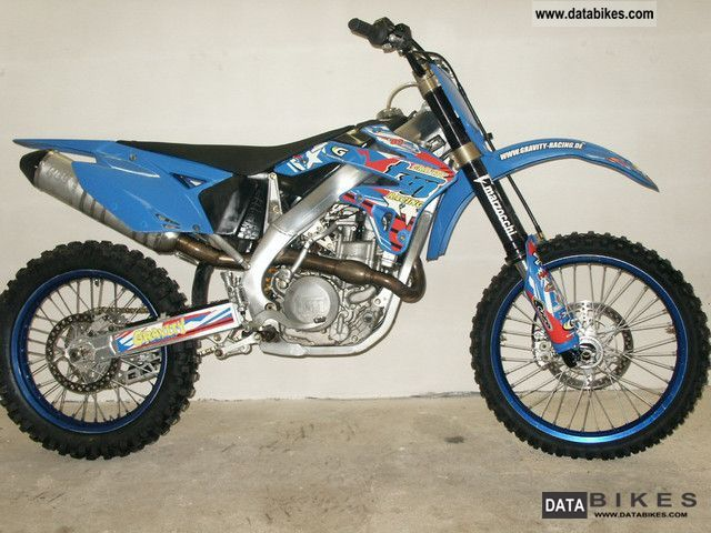 TM Racing MX 450 F Cross #2